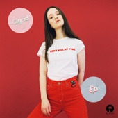 Sigrid - Don't Kill My Vibe Grafik