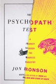 The Psychopath Test - Jon Ronson Cover Art