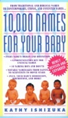 10,000 Names for Your Baby