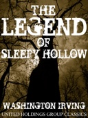 The Legend of Sleepy Hollow - Washington Irving Cover Art