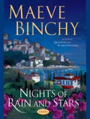Nights Of Rain And Stars - Maeve Binchy Cover Art