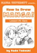 How to Draw Manga: Ears