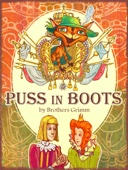 Puss In Boots - The Brothers Grimm Cover Art