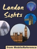 London Sights: a travel guide to the top 60 attractions in London, England, UK - MobileReference Cover Art