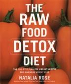 Natalia Rose - The Raw Food Detox Diet  artwork