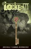 Locke & Key, Vol. 2: Head Games - Joe Hill & Gabriel Rodriguez Cover Art