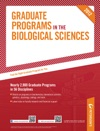 Petersons Graduate Programs In The Biological Sciences 2012