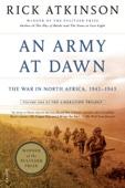 An Army at Dawn - Rick Atkinson Cover Art