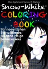Snow-White Coloring Book