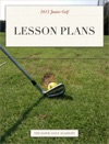 2013 JR Golf Lesson Plans