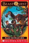 Beast Quest 8 Claw The Giant Ape