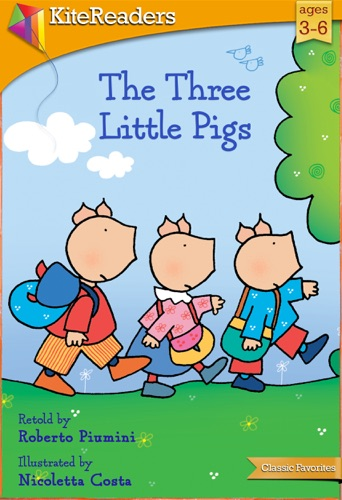 The Three Little Pigs - Read Aloud Edition with Highlighting
