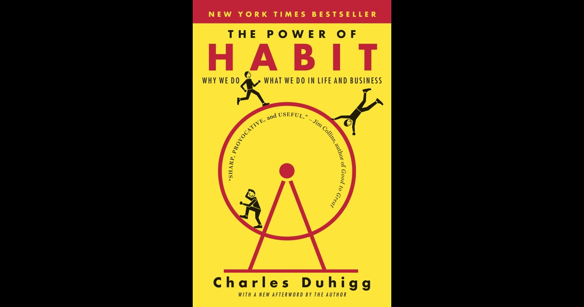 The Power of Habit by Charles Duhigg on iBooks
