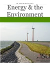 Energy  The Environment