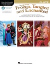 Songs From Frozen Tangled And Enchanted - Flute Songbook