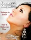 Sonassas Chic Magazine