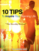 10 Tips To Inspire Your Running Life