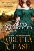 Loretta Chase - The Lion's Daughter  artwork