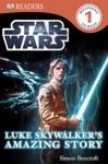 DK Readers L1 Star Wars Luke Skywalkers Amazing Story Enhanced Edition