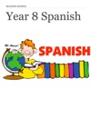 Reading School Year 8 Spanish
