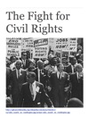 The Fight For Civil Rights 3 Pivotal Speeches