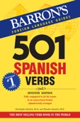 501 Spanish Verbs - Christopher Kendris & Theodore Kendris Cover Art