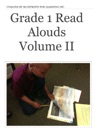 Grade 1 Read Alouds Volume II