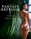 Fantasy Art Book 1 Sketches