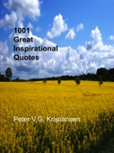 1001 Great Inspirational Quotes