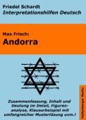 Andorra - Lektürehilfe und Interpretationshilfe