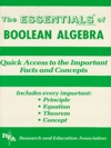 The Essentials Of Boolean Algebra