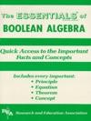 The Essentials Of Boolean Algebra