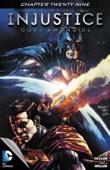 Injustice: Gods Among Us #29 - Tom Taylor & Mike S. Miller Cover Art