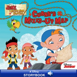 JAKE AND THE NEVER LAND PIRATES: CUBBYS MIXED-UP MAP