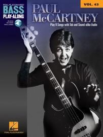 PAUL MCCARTNEY BASS PLAY-ALONG