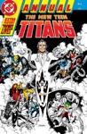 New Teen Titans 1984-1988 Annual 4