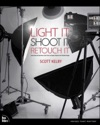 Light It Shoot It Retouch It Learn Step By Step How To Go From Empty Studio To Finished Image