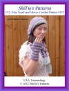 152- Hat Scarf And Gloves Crochet Patterns 152