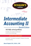 Schaums Outline Of Intermediate Accounting II 2ed