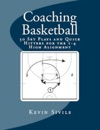 Coaching Basketball 30 Set Plays And Quick Hitters For The 1-4 High Alignment