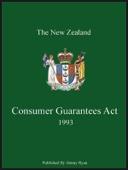 The New Zealand Consumer Guarantees Act 1993