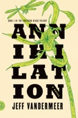 Jeff VanderMeer - Annihilation artwork