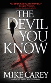 The Devil You Know - Mike Carey Cover Art