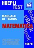 Matematica - Manuale di teoria