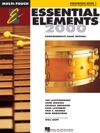 Essential Elements 2000 - Book 1 For PercussionKeyboard Percussion