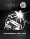 Roles Of The Criminal Justice Leader