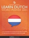 Learn Dutch - Word Power 2001