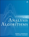An Introduction To The Analysis Of Algorithms 2e