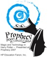 Magic And Technology In Harry Potter -- Presented At Prophecy 2007