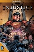 Injustice: Gods Among Us #3 - Tom Taylor & Mike S. Miller Cover Art